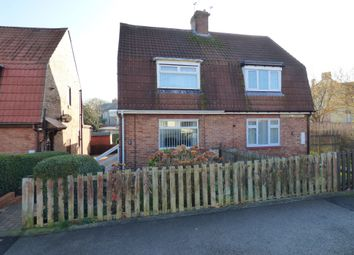 Thumbnail 2 bed semi-detached house for sale in Shinwell Crescent, Thornley, Durham