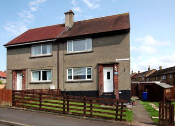 Thumbnail 3 bed semi-detached house for sale in Martin Avenue, Mossblown, Ayr