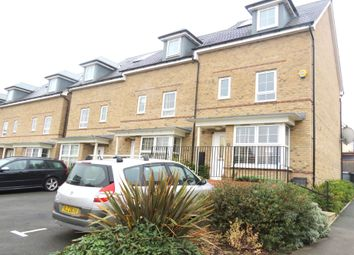 Thumbnail 4 bed end terrace house for sale in Rockingham Way, Burton Latimer, Kettering