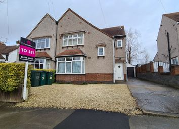Thumbnail 1 bed flat to rent in Rochester Road, Earlsdon, Coventry