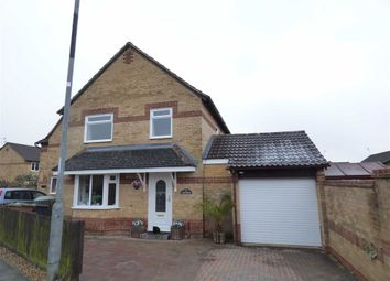 Thumbnail 4 bed detached house for sale in Oak Drive, Woodford Halse, Daventry