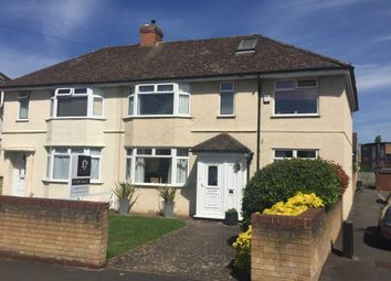 Thumbnail 5 bed semi-detached house for sale in Beechey Avenue, Marston, Oxford