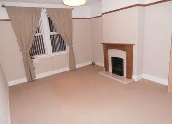 Thumbnail 2 bed flat to rent in Warwick Road, Carlisle