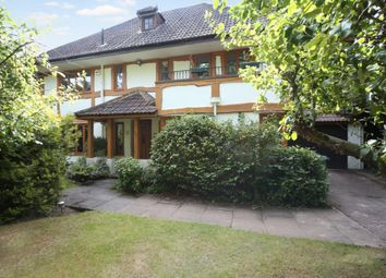 Thumbnail 4 bed detached house to rent in Oxshott Way, Cobham