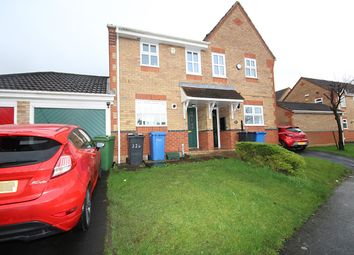 Thumbnail 2 bed semi-detached house to rent in Park Road, Great Sankey, Warrington