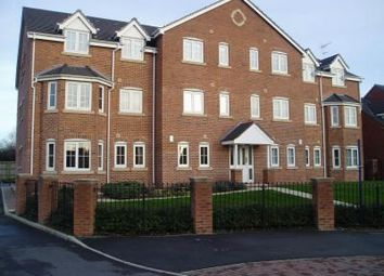 Thumbnail 2 bed flat to rent in Gleneagles Drive, Normanton, West Yorkshire