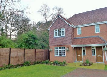 Thumbnail 3 bed semi-detached house to rent in Johnson Court, 62 Kings Road, Fleet