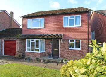 Thumbnail 4 bed detached house for sale in Lodge Vale, East Wellow, Romsey