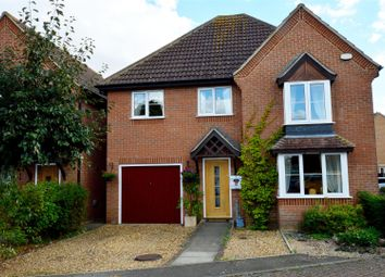 Thumbnail 4 bed detached house for sale in Waterfall Gardens, Newborough, Peterborough