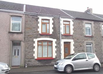 Thumbnail 4 bed terraced house for sale in Robert Street, Ynysybwl, Pontypridd