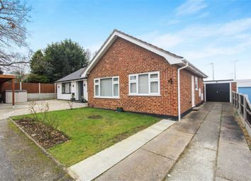 Thumbnail 2 bed semi-detached bungalow for sale in Mercury Close, Wickford, Essex