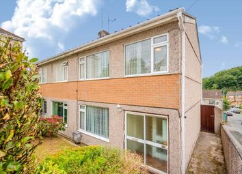 Thumbnail 3 bed semi-detached house for sale in Lower Compton, Plymouth, Devon