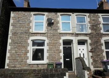 Thumbnail 3 bed terraced house to rent in Hanbury Road, Pontnewynydd, Pontypool
