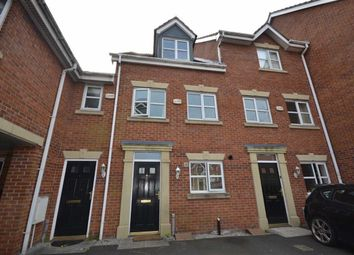 Thumbnail 3 bed town house for sale in Mulberry Close, Manchester