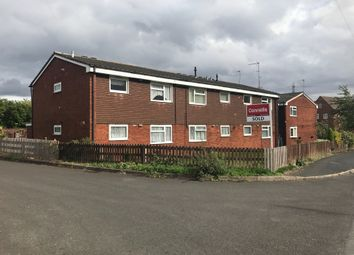 Thumbnail 2 bed flat to rent in College Close, Wednesbury WS100bt