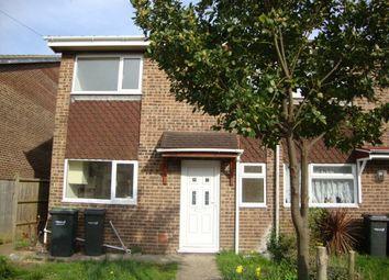 Thumbnail 3 bedroom terraced house to rent in Brockhurst Road, Gosport