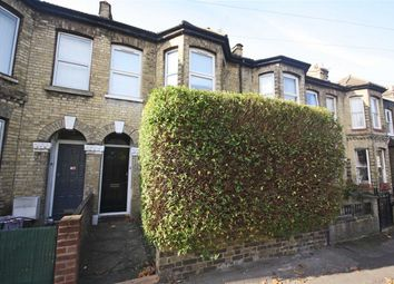 Thumbnail 3 bed terraced house to rent in Nelson Road, London