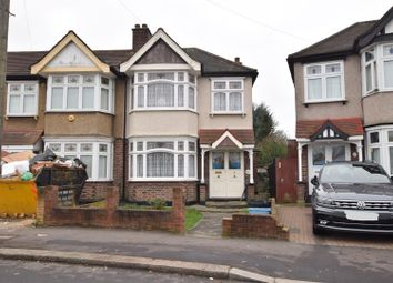Thumbnail 3 bed end terrace house for sale in Christie Gardens, Chadwell Heath, Romford
