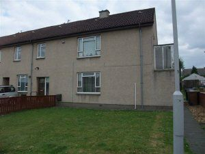 Thumbnail 1 bed flat to rent in Blair Street, Kelty