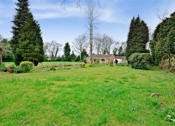 Thumbnail 2 bed bungalow for sale in East Hill Road, Knatts Valley, Sevenoaks, Kent