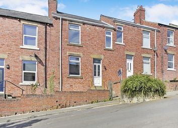 Thumbnail 2 bed terraced house to rent in Owen Terrace, Tantobie, Stanley