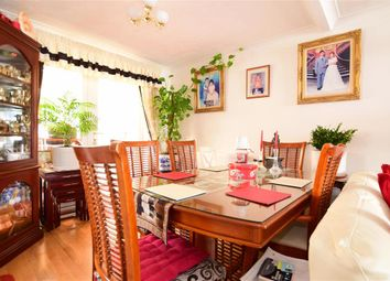 Thumbnail 3 bed detached house for sale in Newbury Close, Folkestone, Kent