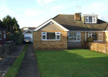 Thumbnail 3 bed semi-detached bungalow to rent in Swaby Drive, Cleethorpes