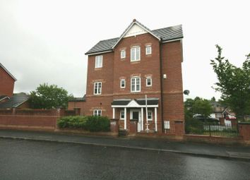 Thumbnail 4 bed town house to rent in Welman Way, Altrincham