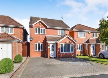 Thumbnail 3 bedroom detached house for sale in Lime Tree Grove, Northfield, Birmingham, West Midlands