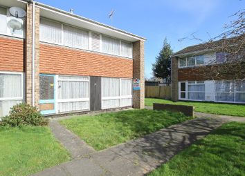 Thumbnail 3 bed end terrace house for sale in Somner Close, Canterbury