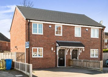 Thumbnail 3 bed semi-detached house to rent in Baden Powell Road, Chesterfield