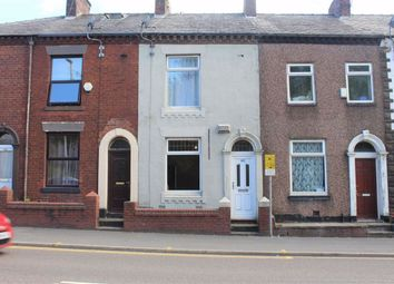Thumbnail 2 bed terraced house to rent in Ashton Road, Oldham