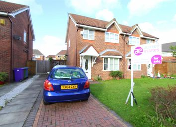 Thumbnail 3 bed semi-detached house for sale in Libra Close, Dovecot, Liverpool