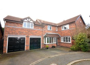 Thumbnail 5 bed detached house for sale in Redwood, Westhoughton.