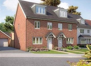 Thumbnail 3 bed semi-detached house for sale in Hyde End Road, Shinfield, Berkshire