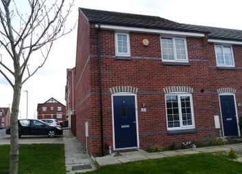 Thumbnail 3 bed terraced house to rent in Scollins Court, Ilkeston