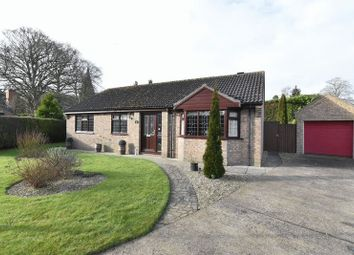 Thumbnail 2 bed detached bungalow for sale in Beck Close, Binbrook, Market Rasen