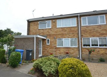 Thumbnail 3 bed end terrace house for sale in Bramfield Close, Norwich, Norfolk