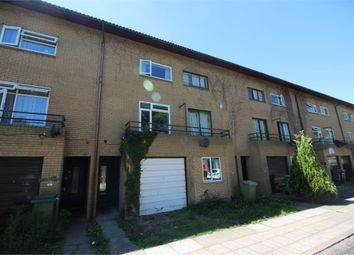 Thumbnail 3 bed town house to rent in Bossiney Place, Fishermead, Milton Keynes, Buckinghamshire