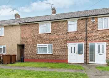Thumbnail 3 bed terraced house for sale in Newnham Close, Gillingham