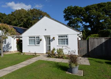 Thumbnail 3 bed detached bungalow for sale in Thetchers Close, New Milton