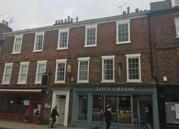 Thumbnail 2 bed flat for sale in Gillygate, York