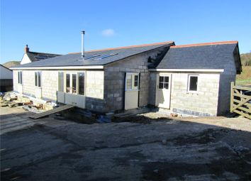 Thumbnail 3 bed bungalow for sale in Tolcarne Road, Beacon, Camborne, Cornwall
