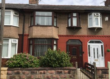 Thumbnail 3 bed terraced house to rent in Aberdale Road, Stoneycroft, Liverpool