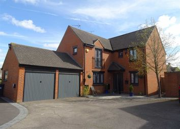 Thumbnail 4 bed detached house for sale in Cicero Approach, Heathcote, Warwick