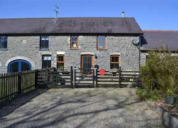 Thumbnail 3 bed cottage for sale in Llwyndafydd, Llandysul, Carmarthenshire
