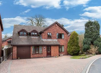 4 bed detached house for sale in Walnut Rise, Congleton CW12
