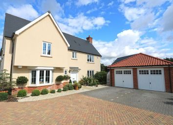 Thumbnail 5 bed property for sale in Royer Close, Clements Hall Way, Hawkwell, Hockley