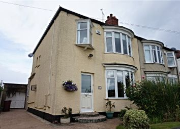 Thumbnail 3 bed semi-detached house for sale in Bowshaw, Dronfield