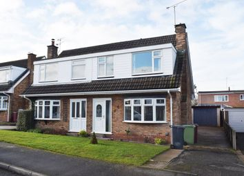 Thumbnail 3 bed semi-detached house to rent in Holland Close, Morton, Alfreton